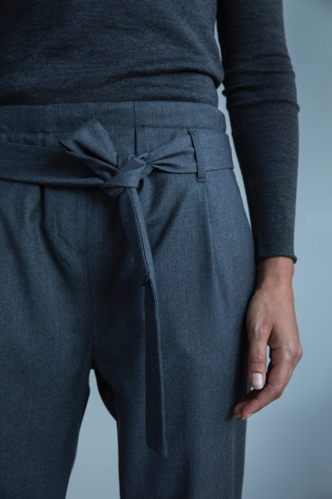 Maddy Trousers – Wool