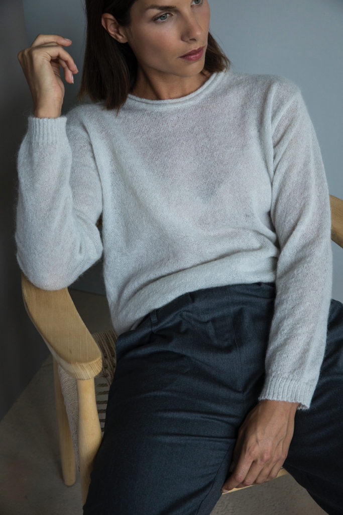 May Pullover – Mohair