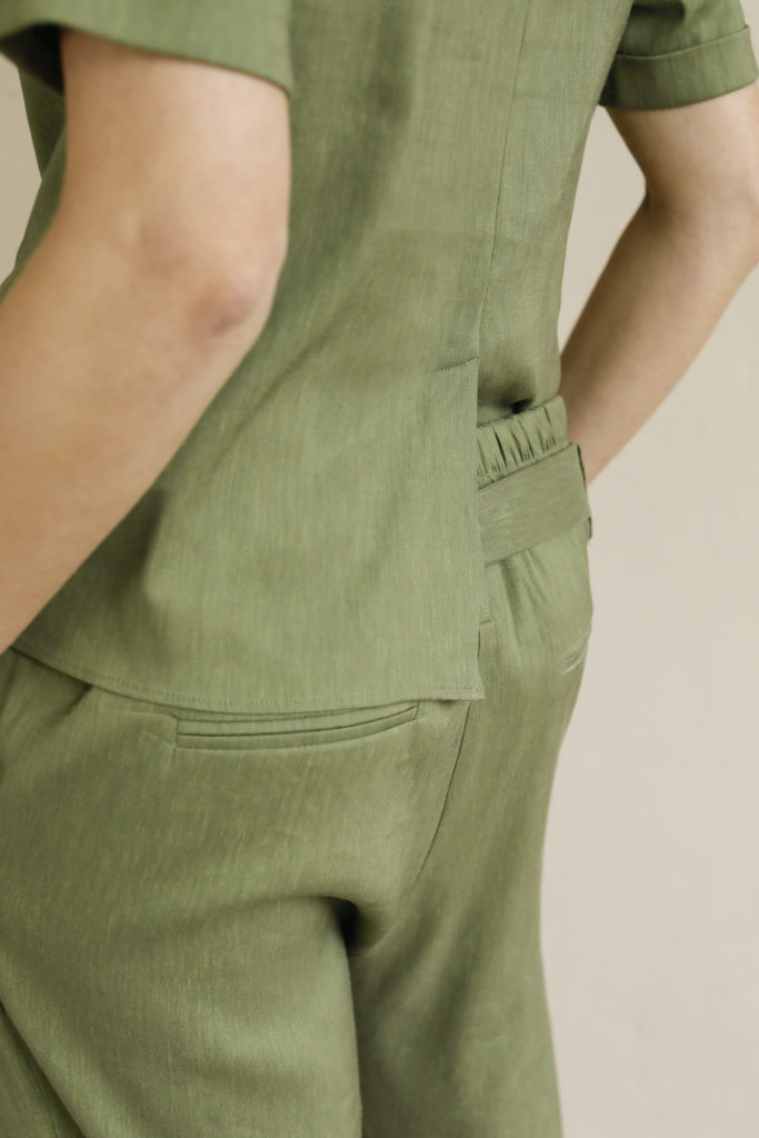 Maddy Trousers Linen