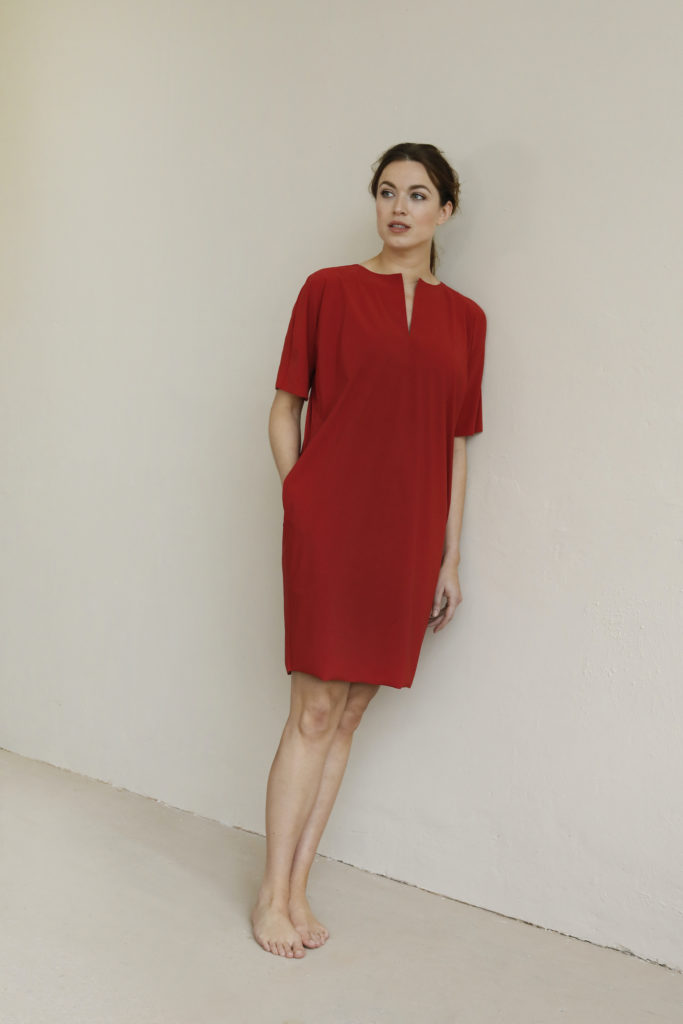 Anouk Dress Italian Jersey
