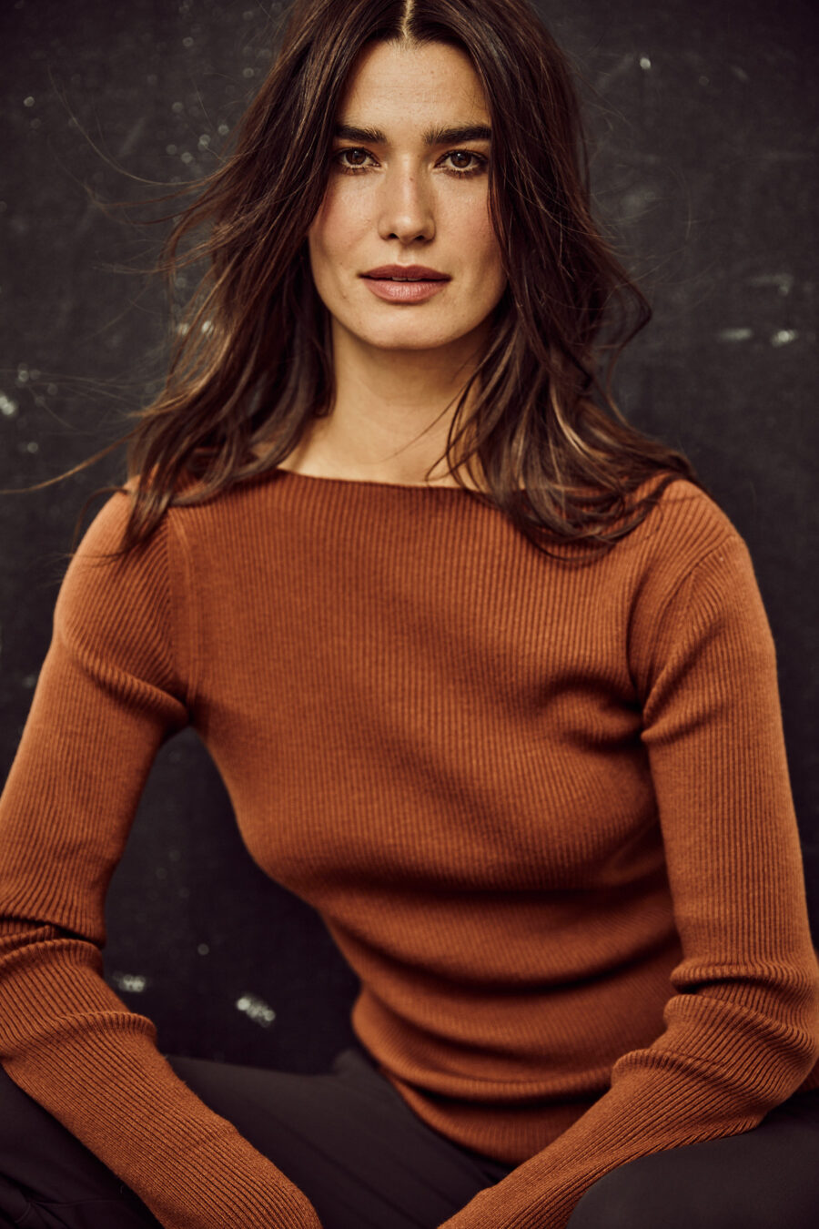 Cory Pullover Boatneck Cotton Modal